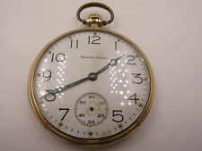 South Bend Pocket watch Gold Filled 19 jewels Grade 429 for parts or repair