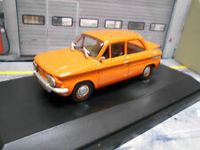 NSU TT Saloon orange AUDI 1967 - 1972 Schuco Audi Tradition 1:43