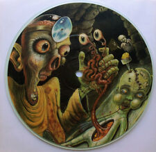 """Mama Tick 7"""" RECORD  Hatefest Breathe Out Amrep Mike Etoll Art, 1st Edition,Rock"""