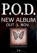 P.O.D. - POD - 2003 - Promoplakat - Payable on Death
