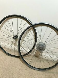 Chris King R45 HED Sapim CX Ray Campagnolo Wheelset & Cassette RRP £1000