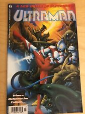 Ultraman  A New Breed of Superhero! 1993 No 3 Published By Ultra comics