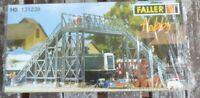 Faller 131238 H0 Fussgängerbrücke Brücke Bausatz gebraucht, geöffnet in OVP