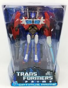Transformers Prime First Edition Optimus Prime Hasbro 36492 Action Figure NRFB
