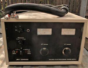 Edwards 400/800 electron beam power supply Hochspannung Netzteil Beschichtung