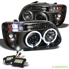 For 8000K Slim Xenon HID+95-01 Explorer Halo LED Pro Headlights Head Light