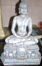 Molde de artesanía de látex para hacer Estatua de Buda Adorno Reutilizable Art & Crafts Hobby