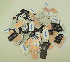 100+ Secura Key RFID Tag Texas Instruments Keychain Radio Frequency Label #256