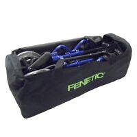 Ultra Lightweight Folding travel transport compact aluminium wheelchair in a bag