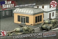 Flames of War Battlefield in a Box: Convenience Store x1 New / Sealed