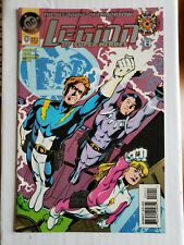 LEGION OF SUPER-HEROES # 0  (DC, 1994)  Zero Hour