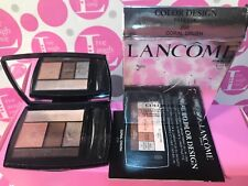 LANCOME Color Design ALL & ONE 5 Shadow & Liner #200 CORAL CRUSH NIB $55 RARE
