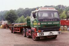 Truck Photos Vintage Leyland Trucks in colour 6X4 pics 2020 Charity Listing Lot