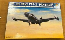 """Trumpeter 1/48 US Navy F9F-2 """"Panther"""""""
