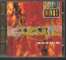 CD ALBUM 9 TITRES--SIMPLE MINDS--GOOD NEWS FROM THE NEXT WORLD--1995