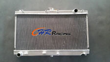 2 row ALUMINUM RADIATOR FOR 1999-2005 MAZDA MIATA MX5 MT 1.8L I4 00 01 02 03 04
