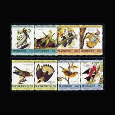 St Vincent, Sc #807-10, MNH, 1985, Cpl. set, Birds, BI355F