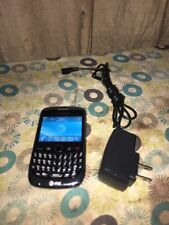 Blackberry Curve 3G 9300 Black AT&T Smartphone Excellent  Good Battery & Charger