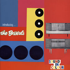 The Bristols - Introducing CD * GARAGE YEYE* Featuring Fabienne Delsol