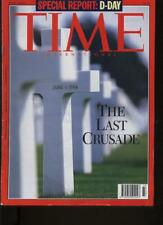 TIME INTERNATIONAL MAGAZINE - June 6, 1994