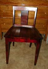 Cherry Vanity Chair Sidechair (Sc87)