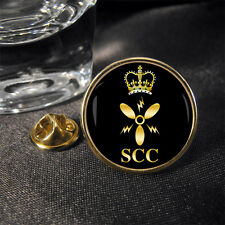 SCC Sea Cadets Marine Engineers Lapel Pin Badge Gift