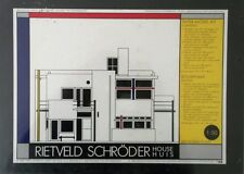 Rietveld Schröder House/Huis (Paper Model Kit 1:50)