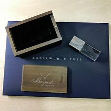 Breguet lot USB and photos of baselworld 2016