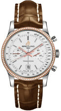 U4131053/G757-725P | NEW BREITLING TRANSOCEAN CHRONOGRAPH MEN'S AUTOMATIC WATCH