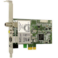 Dell Hauppauge WinTV-HVR-1250 HDTV PCIe x1 Card Hybrid TV Tuner Windows W817D