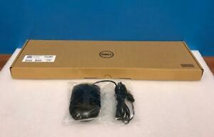 Dell Wired USB Keyboard and Mouse Combo KB216 + MS116