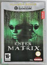 Gamecube Enter The Matrix (Player's Choice), UK Pal, Nintendo Factory Sealed