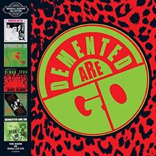 Demented Are Go - Original Albums Boxset [New CD] UK - Import
