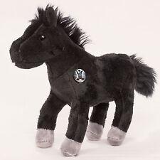 Pferd BLACK BEAUTY Pony Kuscheltier 25 cm Plüschtier Plüschpferd Pferdchen