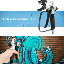 NEW 3600 PSI Airless Paint Spray Gun With 517 Nozzle For Sprayers 360° Rotation