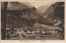 Malè (Trentino) m. 737 s. m. - Panorama.