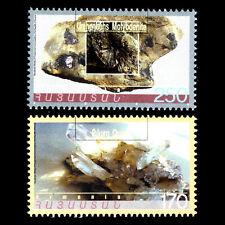 Armenia 2000 - Minerals - Sc 616/7 MNH