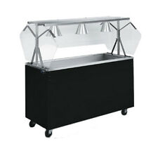 "Vollrath 3873446 46"" Affordable Portable Storage Base Cold Food Station(Granite)"