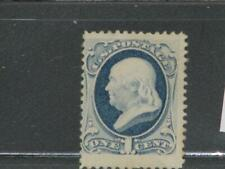 Us Scott# 182, Mnh