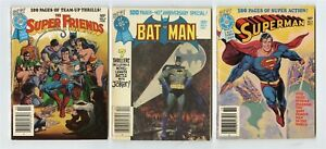 Best of DC Blue Ribbon Digest 1 - 3, 5 - 52  avg. NM- 9.2 white pages  1979