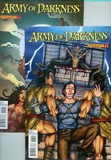 Army of Darkness Vol 3 #11 and #12
