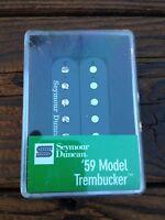 Seymour Duncan TB-59 Bridge Trembucker BLACK Humbucker Guitar Pickup 59 Model