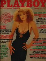 Playboy December 1981 | Bernadette Peters Patricia Farinelli       #FM8996
