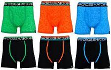 Crosshatch Men's Multipack Underwear Boxer Trunks
