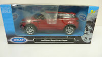 Welly 1:24 24021W Land Rover Range Rover Evoque in OVP (A55)