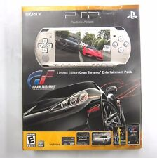 SONY PSP PlayStation Portable Limited Edition Gran Turismo Entertainment Pack **