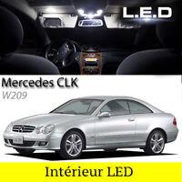 Kit ampoules à LED pour l'éclairage intérieur blanc Mercedes Coupé  CLK W209