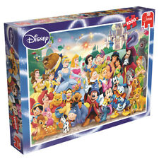 Jumbo Puzzle 1000 Piece - Disney Characters 81252 B, Brand New