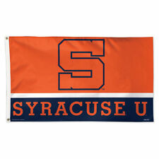 Syracuse Throwback Vintage Large Outdoor Flag