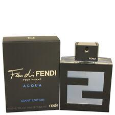 Fan Di Fendi Pour Homme ACQUA 5.0 Oz Eau De Toilette Spray 100 Inbox